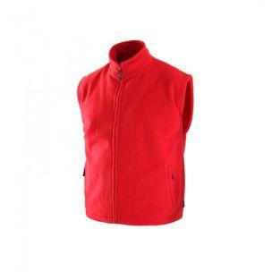 Vesta UTAH, fleecová, červená