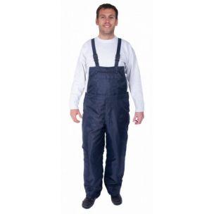 Kalhoty zatepl. VIRGINIA modré