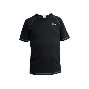 Tričko ACTIVE, funkční, krátký rukáv, pánské, šedé