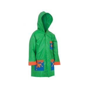 Pláštěnka FROGY, dětská, zelená