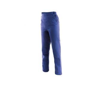 Kalhoty do pasu HELA, dámské, modré